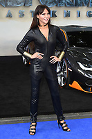 Lizzie Cundy at the global premiere for &quot;Transformers: The Last Knight&quot; at Leicester Square Gardens, London, UK. <br /> 18 June  2017<br /> Picture: Steve Vas/Featureflash/SilverHub 0208 004 5359 sales@silverhubmedia.com