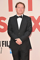 Simon Beaufoy at the 61st BFI LFF &quot;Battle of the Sexes&quot; American Express gala, Odeon Leicester Square, Leicester Square, London, England, UK, on Saturday 07 October 2017.<br /> CAP/CAN<br /> &copy;CAN/Capital Pictures