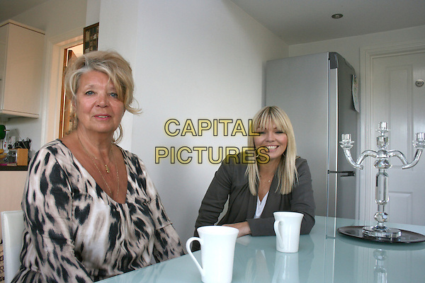 KATE THORNTON & HER MOTHER  .in Kate Thornton My Secret Teens .*Filmstill - Editorial Use Only*.CAP/NFS.Supplied by Capital Pictures.