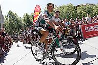 Danail Andonov (r) and Andre Fernando Cardoso during the stage of La Vuelta 2012 between Logroño and Logroño.August 22,2012. (ALTERPHOTOS/Acero) /NortePhoto.com<br /> <br /> **SOLO*VENTA*EN*MEXICO**<br /> **CREDITO*OBLIGATORIO**<br /> *No*Venta*A*Terceros*<br /> *No*Sale*So*third*<br /> *** No Se Permite Hacer Archivo**<br /> *No*Sale*So*third*
