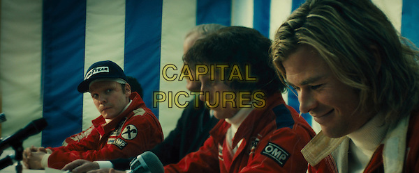 Chris Hemsworth<br /> in Rush (2013) <br /> *Filmstill - Editorial Use Only*<br /> CAP/FB<br /> Image supplied by Capital Pictures
