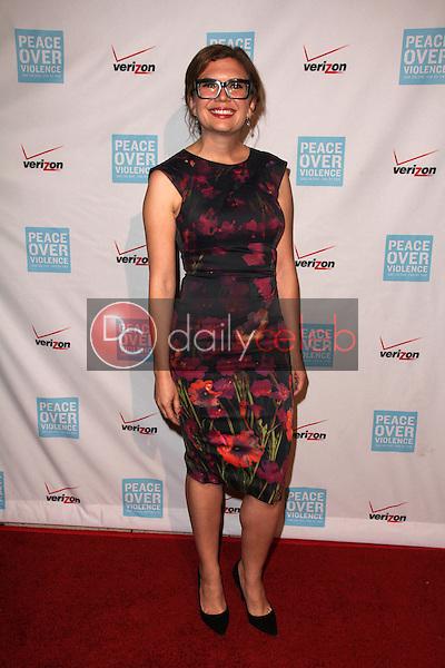Gemma Baker<br /> at the 44th Annual Peace Over Violence Humanitarian Awards, Dorothy Chandler Pavilion, Los Angeles, CA 10-16-15<br /> David Edwards/Dailyceleb.com 818-249-4998