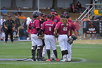 Wellington v North Harbour men's final. 2020 National Fastpitch Softball Championships at Fraser Park in Lower Hutt, New Zealand on Sunday, 16 February 2020. Photo: Dave Lintott / lintottphoto.co.nz