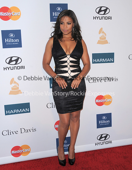 Sanaa Lathan attends the Annual Clive Davis & The Recording Company Pre-Grammy Gala held at The Beverly Hilton in Beverly Hills, California on February 11,2011                                                                               © 2012 DVS / Hollywood Press Agency