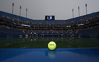 Ambience<br /> Tennis - US Open  - Grand Slam -  Flushing Meadows  2013 -  New York - USA - United States of America - Monday 2nd September 2013. <br /> &copy; AMN Images, 8 Cedar Court, Somerset Road, London, SW19 5HU<br /> Tel - +44 7843383012<br /> mfrey@advantagemedianet.com<br /> www.amnimages.photoshelter.com<br /> www.advantagemedianet.com<br /> www.tennishead.net