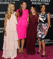 SANTA MONICA, CA, USA - OCTOBER 18: Rachel Zoe, Jennifer Garner, Elyse Walker, Dr. Beth Karlan arrive at Elyse Walker's 10th Annual Pink Party held at Santa Monica Airport HANGAR:8 on October 18, 2014 in Santa Monica, California, United States. (Photo by Celebrity Monitor)