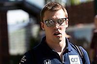 12th March 2020; Melbourne Grand Prix Circuit, Melbourne, Victoria, Australia; Formula One, Australian Grand Prix, Practice Day; Scuderia AlphaTauri driver Daniil Kvyat