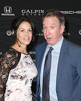 LOS ANGELES, CA - OCTOBER 5 : Tim Allen, Jane Hajduk, at the Petersen Automotive Museum Gala at The Petersen Automotive Museum in Los Angeles California on October 5, 2018. <br /> CAP/MPIFS<br /> &copy;MPIFS/Capital Pictures
