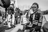Tom Pidcock (GBR/U23/Telenet Fidea Lions) after winning the U23 race<br /> <br /> Koppenbergcross / Belgium 2017