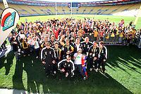 100704 A-League Football - Phoenix Season Launch