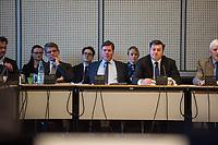 2018/01/08 Berlin | Landespolitik | Sitzung Innenausschuss