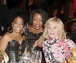 Rhonda Ross - Fashion designer Tracy Reese and Amy Carlson support Hearts of Gold All That Glitters Ball celebrating 23 years of support to New York City's homeless mothers and their children on November 1, 2017 at Capitale, New York City, New York.  (Photo by Sue Coflin/Max Photo)