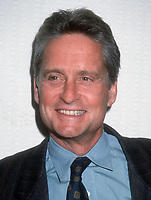 Michael Douglas, 1992 Photo By Michael Ferguson/PHOTOlink
