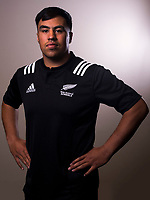 Josiah Tevita-Metcalfe. The 2017 New Zealand Schools rugby union headshots at the Sport and Rugby Institute in Palmerston North, New Zealand on Monday, 25 September 2017. Photo: Dave Lintott / lintottphoto.co.nz