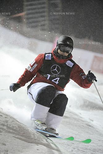 Sho Endo (JPN), DECEMBER 10, 2016 - Feestyle Skiing : FIS Freestyle Ski World Cup Men's Moguls in Ruka, Finland. (Photo by Hiroyuki Sato/AFLO)