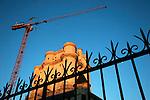 20060213 - France - Vincennes<br />LE CHATEAU DE VINCENNES : RESTAURATION DU DONJON<br />Ref: CHATEAU_DE_VINCENNES_019 - © Philippe Noisette