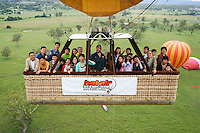 20160204 February 04 Hot Air Balloon Gold Coast