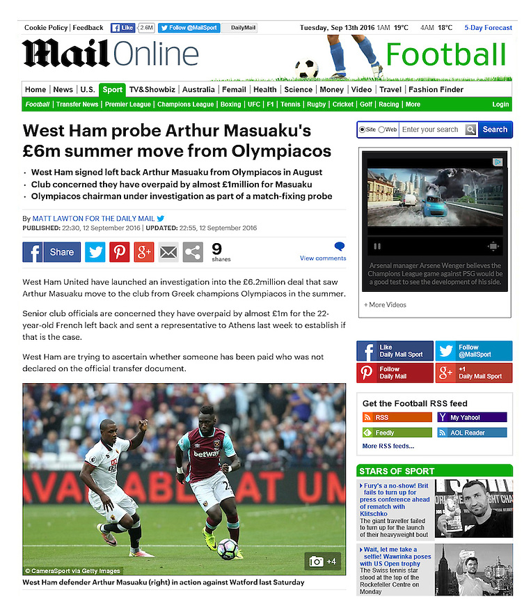 http://www.dailymail.co.uk/sport/football/article-3786028/West-Ham-probe-Arthur-Masuaku-s-6m-Olympiacos-summer.html