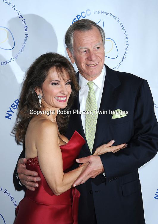 Susan Lucci and husband Helmet Huber