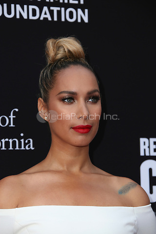 SANTA MONICA, CA - MAY 11: Leona Lewis arrives at the 3rd Biennial Rebels With A Cause Fundraiser at Barker Hangar on May 11, 2016 in Santa Monica, California.  Credit: Parisa/MediaPunch.