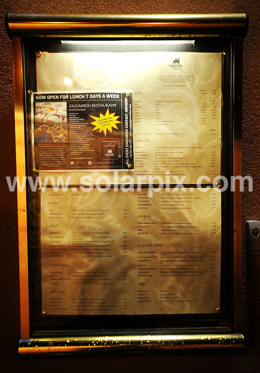 **ALL ROUND PICTURES FROM SOLARPIX.COM**.**WORLDWIDE SYNDICATION RIGHTS**.Paris Hilton and boyfriend Benji Madden depart from the Sanderson hotel before going to Camden to share a quick dinner at Gilgamesh restaurant and Bbar.  .JOB REF: 6147    SSD     DATE: 15.04.08.**MUST CREDIT SOLARPIX.COM OR DOUBLE FEE WILL BE CHARGED* *UNDER NO CIRCUMSTANCES IS THIS IMAGE TO BE REPRODUCED FOR ANY ONLINE EDITION WITHOUT PRIOR PERMISSION*