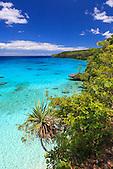 Baie du Santal, Lifou, Nouvelle-Calédonie