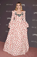 LOS ANGELES, CA - NOVEMBER 04: Actor/model Hari Nef attends the 2017 LACMA Art + Film Gala Honoring Mark Bradford and George Lucas presented by Gucci at LACMA on November 4, 2017 in Los Angeles, California.<br /> CAP/ROT/TM<br /> &copy;TM/ROT/Capital Pictures