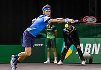Rotterdam, The Netherlands, 9 Februari 2020, ABNAMRO World Tennis Tournament, Ahoy, Qualyfying round: Sergiy Stakhovsky (UKR)<br /> Photo: www.tennisimages.com