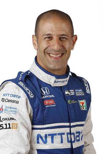 2017 IndyCar Media Day - Driver portrait<br /> Phoenix Raceway, Arizona, USA<br /> Thursday 9 February 2017<br /> Tony Kanaan<br /> World Copyright: Michael L. Levitt/LAT Images<br /> ref: Digital Image _AT_9669