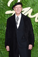 Stephen Jones at the British Fashion Awards 2017 at the Royal Albert Hall, London, UK. <br /> 04 December  2017<br /> Picture: Steve Vas/Featureflash/SilverHub 0208 004 5359 sales@silverhubmedia.com