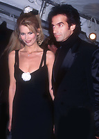 Claudia Schiffer David Copperfield 1995<br /> Photo By John Barrett/PHOTOlink.net /MediaPunch