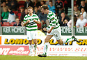 01/10/2006       Copyright Pic: James Stewart.File Name :sct_jspa04_falkirk_v_celtic.AIDEN MCGEADY CELEBRATES AFTER HE SCORES CELTIC'S WINNER.....Payments to :.James Stewart Photo Agency 19 Carronlea Drive, Falkirk. FK2 8DN      Vat Reg No. 607 6932 25.Office     : +44 (0)1324 570906     .Mobile   : +44 (0)7721 416997.Fax         : +44 (0)1324 570906.E-mail  :  jim@jspa.co.uk.If you require further information then contact Jim Stewart on any of the numbers above.........