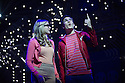 Loserville, a new musical by Elliot Davis and James Bourne opens at the Garrick Theatre. Picture shows: Eliza Hope Bennett (Holly) and Aaron Sidwell (Michael).