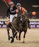 Shanghai Tang Polo Cup during the Longines Masters of Hong Kong on 19 February 2016 at the Asia World Expo in Hong Kong, China. Photo by Li Man Yuen / Power Sport Images