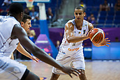 7th September 2017, Fenerbahce Arena, Istanbul, Turkey; FIBA Eurobasket Group D; Belgium versus Serbia; Small Forward Jean Salumu #12 of Belgium in action during the match