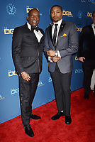 HOLLYWOOD, CA - FEBRUARY 02: John Singleton attends the 71st Annual Directors Guild Of America Awards at The Ray Dolby Ballroom at Hollywood &amp; Highland Center on February 02, 2019 in Hollywood, California.<br /> CAP/ROT/TM<br /> &copy;TM/ROT/Capital Pictures