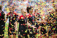 Germany defeats Norway in UEFA Women's Euro Final