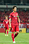 Shanghai FC Defender Wang Shenchao during the AFC Champions League 2017 Group F match between Shanghai SIPG FC (CHN) vs Western Sydney Wanderers (AUS) at the Shanghai Stadium on 28 February 2017 in Shanghai, China. Photo by Marcio Rodrigo Machado / Power Sport Images