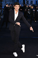 "LONDON, UK. March 08, 2019: Oleg Ivenko arriving for the premiere of ""The White Crow"" at the Curzon Mayfair, London.<br /> Picture: Steve Vas/Featureflash"