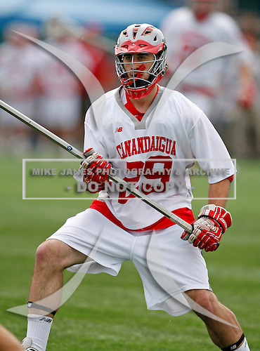 Canandaigua Braves varsity lacrosse against the Niskayuna Silver Warriors during the NYSPHSAA Class-B Finals at Marina Auto Stadium on June 13, 2009 in Rochester, New York.  Canadaigua defeated Niskayuna 10-5.  (Copyright Mike Janes Photography)
