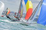 2015 - I14 WORLDS- RACE 6  - GEELONG - VICTORIA - AUSTRALIA