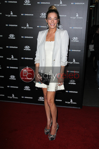 """LeAnn Rimes<br /> at the """"Re-Generation Music Project"""" World Premiere, Chinese Theater, Hollywood, CA 02-09-12<br /> David Edwards/DailyCeleb.com 818-249-4998"""