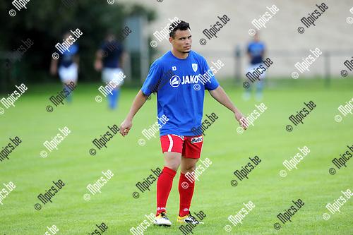 2012-07-21 / Voetbal / seizoen 2012-2013 / KV Turnhout / Andre Pereira..Foto: Mpics.be