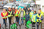 Cahersiveen all out for big tidy up this year pictured here on Saturday last some of the Cahersiveen Tidy Town's Group in action l-r; Mary O'Shea, Ann Landers, Padraig Sands, Helen O'Leary, Catherine Cournane, Joe McCrohan, Dan Dennehy, Kathleen O'Sullivan, T.K. Nassar, Ann Clifford, Nula McDaid, Marie O'Shea & Thomas Fitzgerald.
