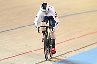 Picture by SWpix.com - 03/03/2018 - Cycling - 2018 UCI Track Cycling World Championships, Day 4 - Omnisport, Apeldoorn, Netherlands - Women's 500m Time Trial - Pauline Sophie Grabosch of Germany