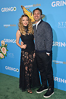 Amanda Seyfried &amp; Thomas Sadoski at the world premiere for &quot;Gringo&quot; at the L.A. Live Regal Cinemas, Los Angeles, USA 06 March 2018<br /> Picture: Paul Smith/Featureflash/SilverHub 0208 004 5359 sales@silverhubmedia.com