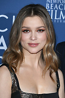 Sophie Cookson<br /> arriving for the Newport Beach Film Festival UK Honours 2020, London.<br /> <br /> ©Ash Knotek  D3551 29/01/2020