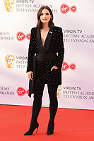 Charlotte Riley arriving for the BAFTA TV Awards 2018 at the Royal Festival Hall, London, UK. <br /> 13 May  2018<br /> Picture: Steve Vas/Featureflash/SilverHub 0208 004 5359 sales@silverhubmedia.com