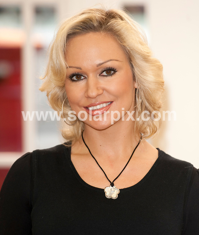 **ALL ROUND PICTURES FROM SOLARPIX.COM**.**WORLDWIDE SYNDICATION RIGHTS**.Kristina Rihanoff is the new face and body of make-up range Glo Mineral in London..This pic:   Kristina Rihanoff .JOB REF:  10309   RSR       DATE:   25.11.09.**MUST CREDIT SOLARPIX.COM OR DOUBLE FEE WILL BE CHARGED**.**MUST NOTIFY SOLARPIX OF ONLINE USAGE**.**CALL US ON: +34 952 811 768 or LOW RATE FROM UK 0844 617 7637**