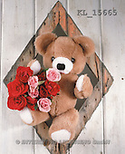 Interlitho, Alberto, CUTE ANIMALS, teddies, photos, teddy, roses(KL15665,#AC#)